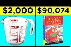 Πώς αυτά τα αντικείμενα που έχετε στο σπίτι σας θα μπορούσαν να σας κάνουν πλούσιους