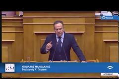 Στρατηγός Νικόλαος Μανωλάκος: «Μειώνουμε τους φόρους για ΟΛΟΥΣ τους Έλληνες-Αυξάνουμε το εισόδημα για ΟΛΟΥΣ τους Έλληνες»