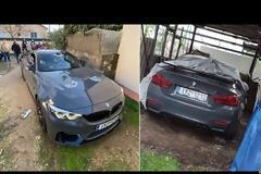 Γύρω από το αυτοκίνητο - Στα Άνω Λιόσια βρέθηκε η κλεμμένη συλλεκτική BMW M4 Performance Edition