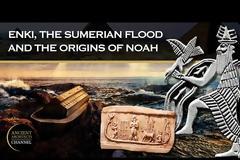 Ο θεός Ένκι, ο Μεγάλος Κατακλυσμός και οι απαρχές της Κιβωτού του Νώε