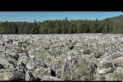 Ο πέτρινος «ποταμός» Big Stone της Ρωσίας