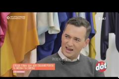 Άγγελος Μπράτης: «Επειδή είμαι γκέι δεν ενδιαφέρονται τα media για μένα»