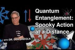 Dr. Don Lincoln Κβαντική σύμπλεξη: η αλλόκοτη δράση από απόσταση
