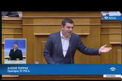 Αλ. Τσίπρας: Η Ιρλανδία διδάσκει ότι χωρίς ποιότητα εργασίας δεν αρκούν ανάπτυξη και δείκτες. - Μητσοτάκης: Έχετε μείνει στο 2014, Κάνετε αντιπολίτευση με τα μαγκάλια