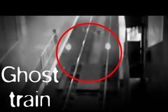 Τρένο φάντασμα εμφανίζεται από παράλληλο κόσμο και προκαλεί πανικό (video)