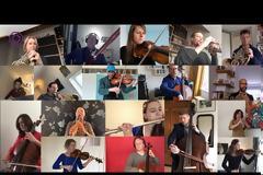 VIDEO: Rotterdam Philharmonic Orchestra από το σπίτι!