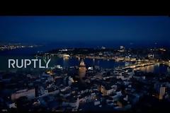 ΒΙΝΤΕΟ. Προκλητική φιέστα Ερντογάν για την Άλωση της Πόλης