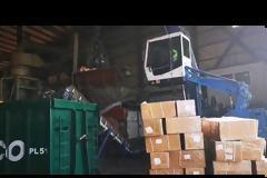 Βίντεο: Δείτε πώς καταστρέφουν 1.000.000 συσκευασίες μαϊμού αρωμάτων