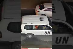 Έκαναν σεξ μέσα σε επίσημο αυτοκίνητο των Ηνωμένων Εθνών