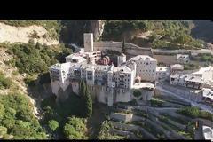 Ιστορία και τα Ιερά Προσκυνήματα του Αγίου Όρους: Ιερά Μονή Αγίου Παύλου