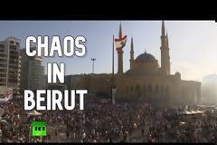 Λίβανος: Πρόωρες εκλογές...εξήγγειλε ο πρωθυπουργός.  «Βρισκόμαστε σε κατάσταση έκτακτης ανάγκης».