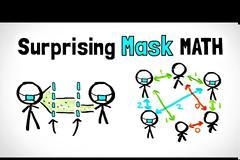 Επιστημονικά βίντεο για την χρήση μάσκας για μαθητές