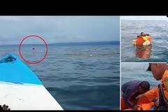 «Πότε πότε λιποθυμούσα»: Ψαράς σώθηκε μετά από τρεις μέρες στη θάλασσα μέσα σε ψυγείο! (vid)
