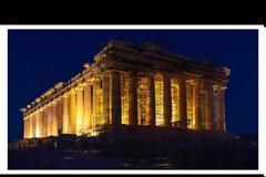 Ακρόπολη στέλνει το φως της σε όλο τον κόσμο