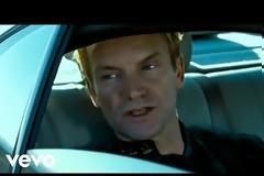 Sting - Desert Rose (Official Music Video)