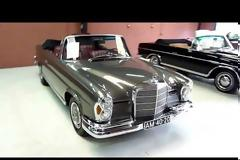 Mercedes Benz nice collection