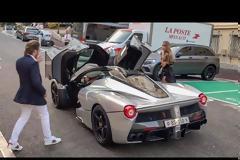 Ferrari Madness in Monaco
