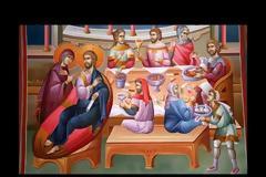 Ἀρχιμ. Σάββας Ἁγιορείτης: Ὁ γάμος ἔχει σκοπό τήν θέωση τῶν συζύγων καί τῶν παιδιῶν