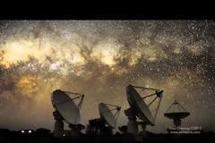 Το τηλεσκόπιο ASKAP δημιουργεί έναν νέο άτλαντα του σύμπαντος