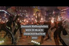 Δανία: Εννέα συλλήψεις και επεισόδια σε διαδηλώσεις κατά των περιοριστικών μέτρων VIDEO