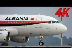 Μπορείτε να μαντέψετε ποιος κατέχει την αλβανική κυβέρνηση AIRBUS; (βίντεο-φωτος)