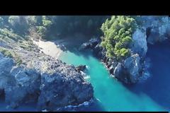 Αυτή η εξωτική παραλία στην Εύβοια είναι σαν παράδεισος (βίντεο)