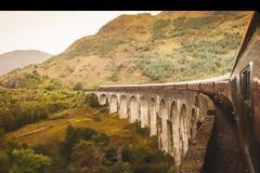 Στα Χάιλαντς με τρένο πολυτελείας