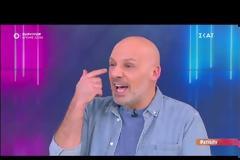 Νίκος Μουτσινάς για Λιάγκα και Σκορδά: «Δεν είναι τώρα το Πρωινό, το καινούριο Big μπλιαχ»;