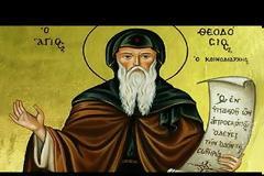 Ι. Μ. Κοιμήσεως Θεοτόκου Κορμπόβου: Αρχιερατική Ιερά Αγρυπνία επί τη εορτή του Οσίου Θεοδοσίου του Κοινοβιάρχου