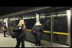 Αγγλία: Γυάλινο τείχος προστασίας στην γραμμή Τζούμπιλι του μετρό του Λονδίνου! Δείτε το βίντεο!