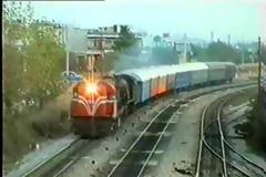 . Βίντεο από την περιοδεία ειδικού  τρένου του ΟΣΕ που κυκλοφόρησε το 1993.