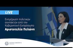 Πελώνη: Αύριο θα εξεταστεί η επανεκκίνηση του λιανεμπορίου σε Θεσσαλονίκη, Πάτρα, Κοζάνη. Γιατί ανοίξαμε τα Λύκεια
