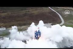 Τουρκία: Πρώτη δοκιμή του κινητήρα του τουρκικού διαστημόπλοιου (+vid)