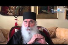 Ο π. Σίμων Αγιορείτης ομιλεί για τον π. Ευμένιο Σαριδάκη, τον Χαμογελαστό Άγιο της Αθήνας († 1999)