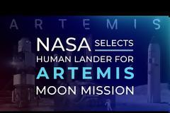 NASA και SpaceX προς τη Σελήνη