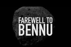 Το διαστημικό σκάφος OSIRIS-Rex επιστρέφει με δείγματα από τον αστεροειδή Bennu