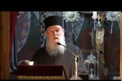 Ἱερομόναχος π. Ἀθανάσιος Σιμωνοπετρίτης - «Κύριε, φώτισόν μου τό σκότος»