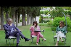 Συναντήσεις στον κήπο του Προεδρικού Μεγάρου: «Αντιμετώπιση της κλιματικής αλλαγής»