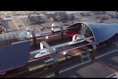 Το HyperloopTT αποκαλύπτει το όραμά του για μεταφορά εμπορευματοκιβωτίων. Δείτε το βίντεο.
