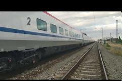 Ντροπή! Λέρωσαν με γκράφιτι το τρίτο τρένο που έρχεται στην Ελλάδα από τη Ιταλία! Δείτε το βίντεο!