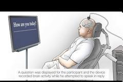 Τεχνητή νοημοσύνη που διαβάζει τον εγκέφαλο επέτρεψε σε βουβό ασθενή να μιλήσει