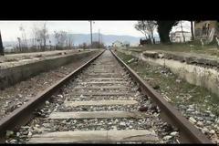 Τα τρένα που φύγαν:  Εικόνες μιας άλλης εποχής από τον σιδηροδρομικό σταθμό Πτολεμαΐδας. Βίντεο.