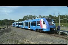 Γαλλία: Το πρώτο τρένο που κινείται με υδρογόνο