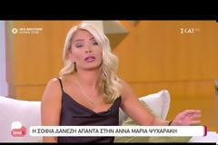 Ποσειδώνας Γιαννόπουλος-Σοφία Δανέζη: Απολαυστική κόντρα στον αέρα