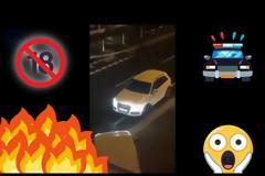 Γερμανία: Άγριος τσακωμός ζευγαριού Ελλήνων - Εμβόλισε το αμάξι του άντρα της η έξαλλη γυναίκα (Video)