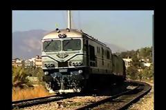 Ελληνικός σιδηρόδρομος από το 1992 έως το 2007. Δείτε το βίντεο.