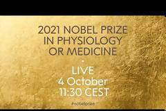 Παρακολουθείστε live το Νόμπελ Ιατρικής 2021