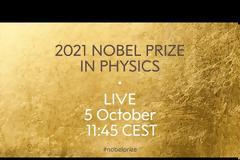 Δείτε εδώ τα Βραβεία Νόμπελ Φυσικής 2021