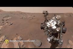 Ήχοι από τον πλανήτη Άρη