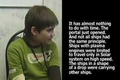Αγόρι από τη Ρωσία περιγράφει με λεπτομέρειες την προηγούμενη ζωή του... στον πλανήτη Άρη